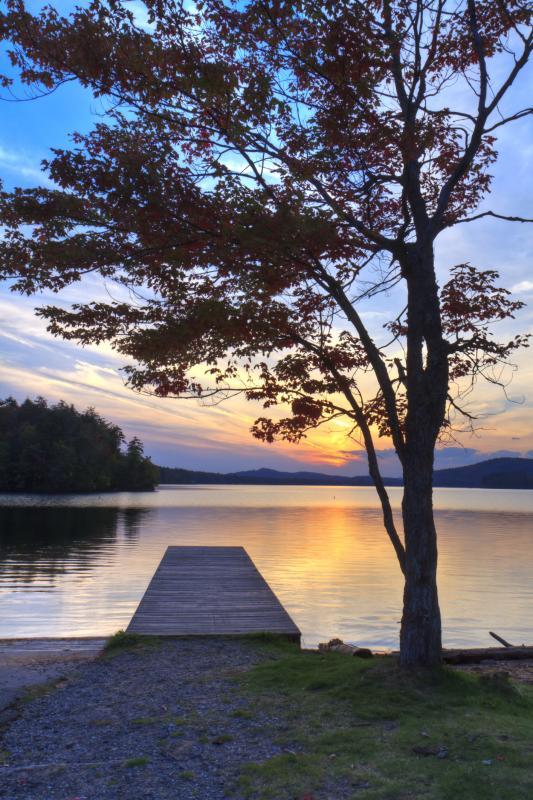 companion essay fall northwoods outdoor reflection winter