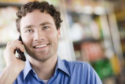bHow to Get Rid of Cell Phone Static During Call