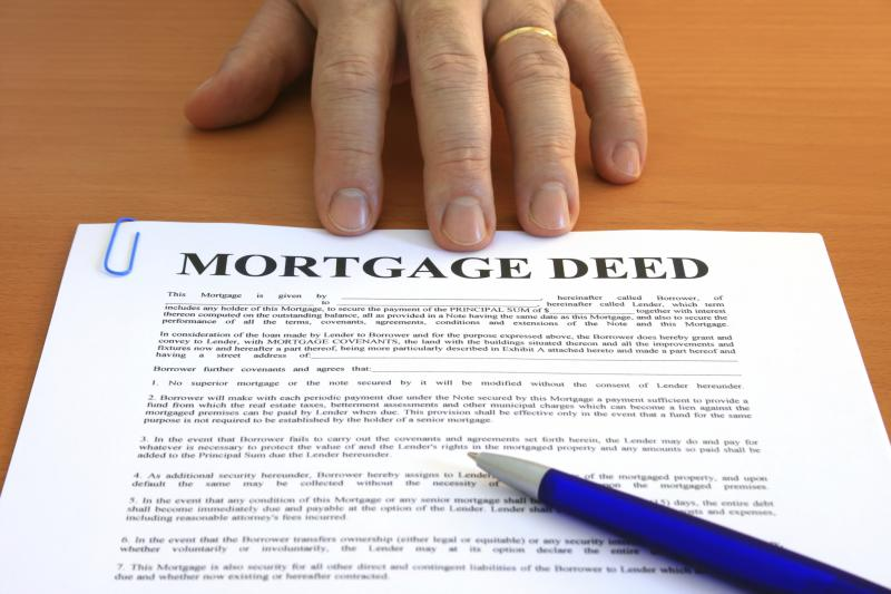 Assignment of mortgage and promissory note loan