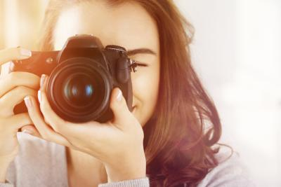 bHow to Take High Resolution Pictures With a Digital Camera