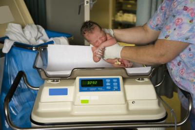 The Average Weight of a Newborn   LIVESTRONG.COM