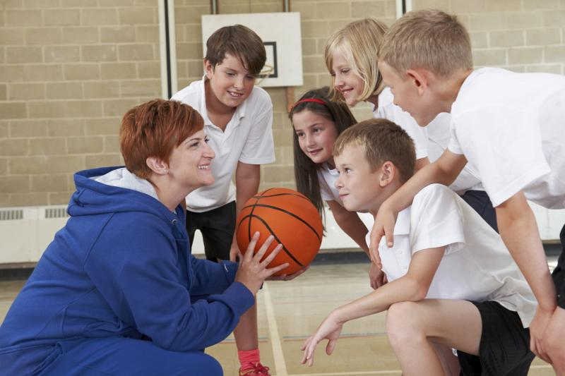 Physical Education Ideas For Middle School Pec Bulletin