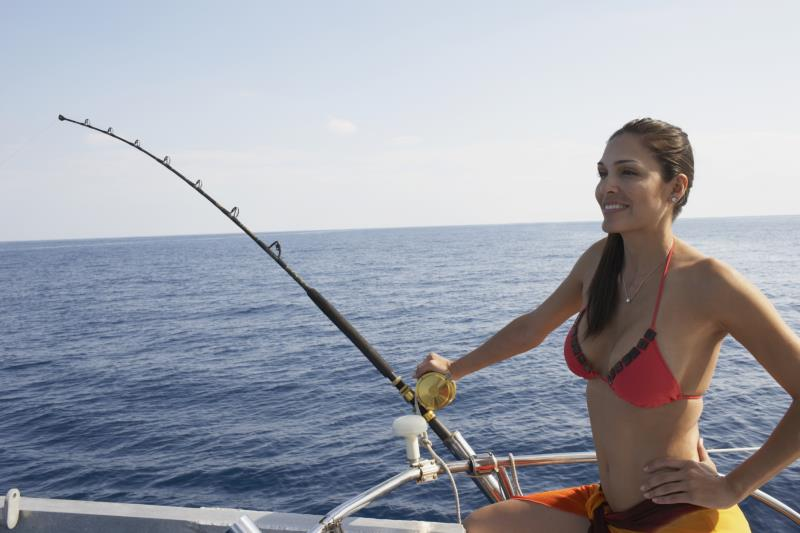 Best fishing rods for saltwater for Ocean fishing gear
