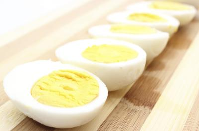 How Long Can Hard-Boiled Eggs Be Left Unrefrigerated?   LIVESTRONG.COM