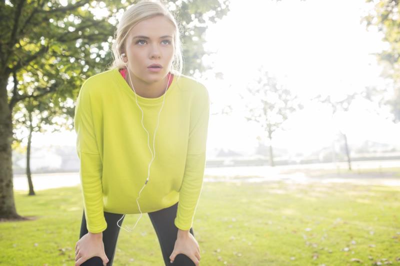 علائم قلبی خطرناک در حین ورزش کردن