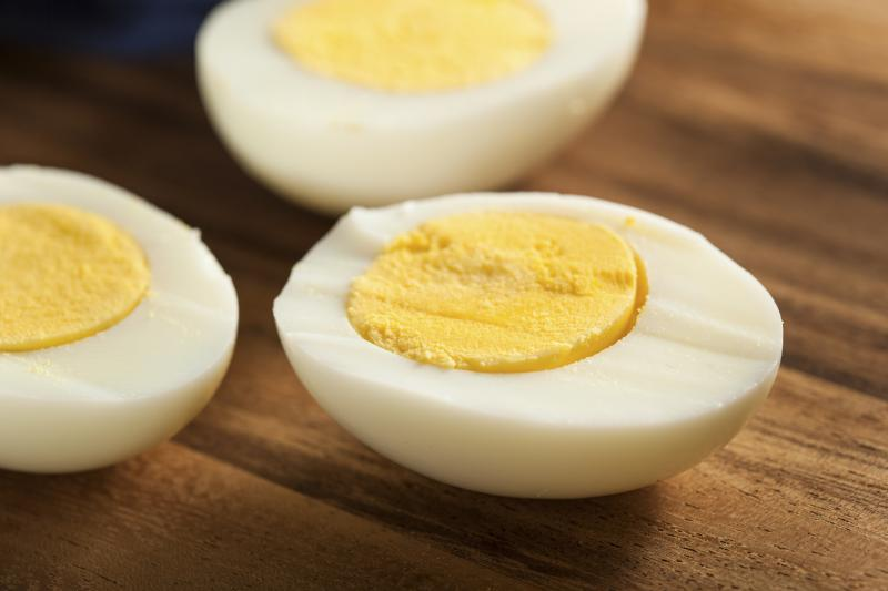 Hard-Boiled Egg-White Nutrition | LIVESTRONG.COM