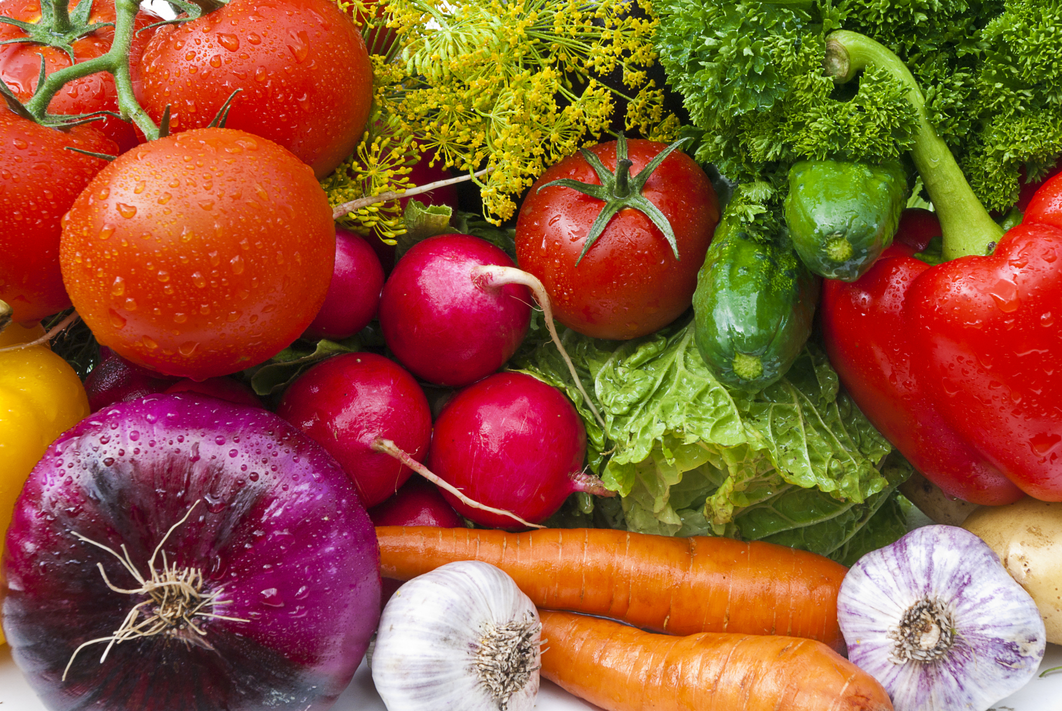 Calorie List for Vegetables | LIVESTRONG.COM