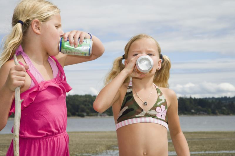 Research Paper on soda consumption and behavior problems in children... help!?