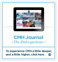 CMH Journal: Online Brochure of CMH Heli-Skiing