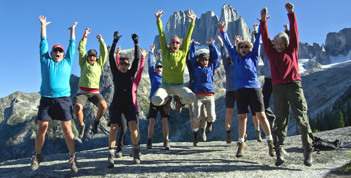 Women Only Adventure Vacations in BC Canada