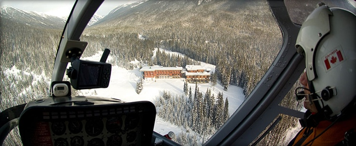 CMH Heli-Skiing Bugaboo Lodge