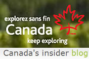 Canada's insider blog (from Canadian Tourism Commission)