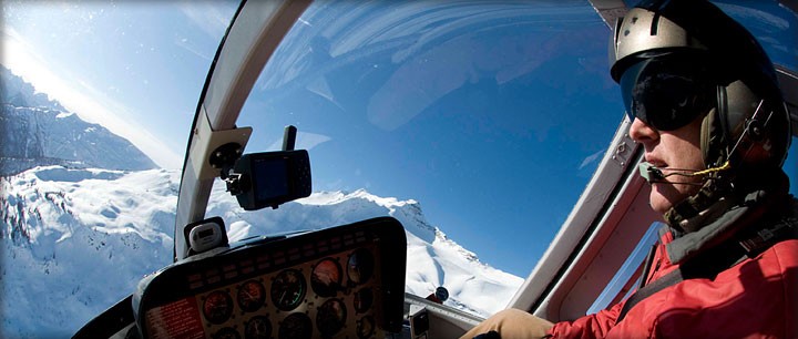 CMH Heli-Skiing & Alpine Helicopters - Partners in Safety