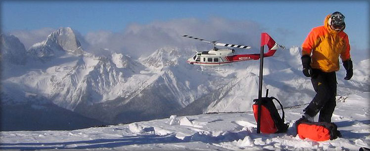 Travel Services by CMH Heli-Skiing