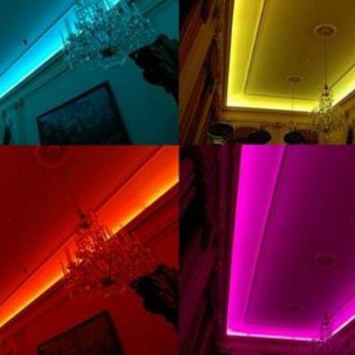 Organic lighting rgb