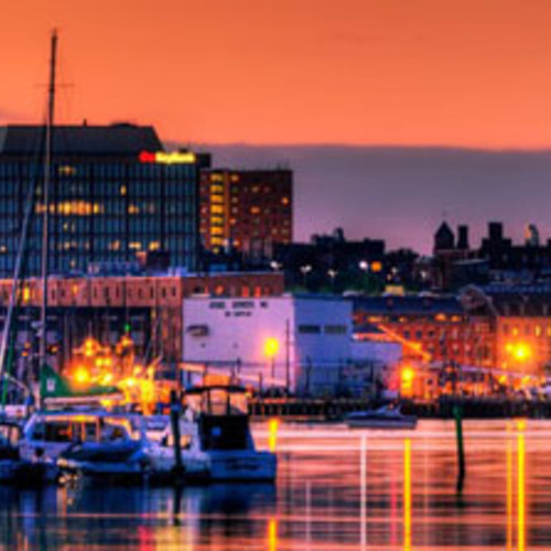 Portland maine cityscape skyline hdr panorama cropped smaller e1348604112987