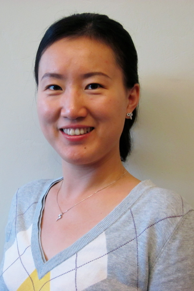 2012 Award recipient Jia Huang