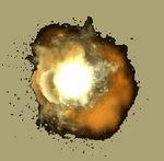 Osfexplosion