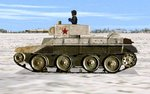 Zimorodok_soviet_bt5m34_winter