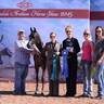 Scottsdale Arabian Horse Show News for Friday, February 13, 2015