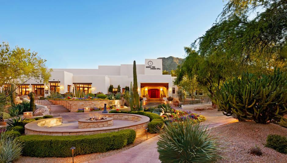 Camelback Inn Spa Scottsdale