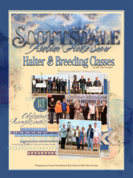 The 2016 Scottsdale Arabian Horse Show Halter & Breeding Classes