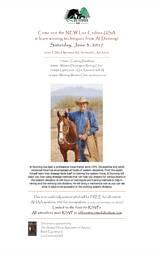 Al Dunning Western Dressage, Reining & Working Western Clinic @ Los Cedros USA!