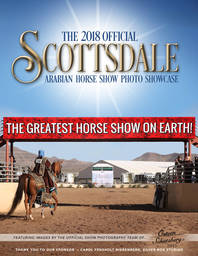 2018 Scottsdale Arabian Horse Show Gallery