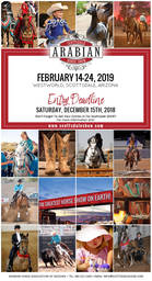 Scottsdale Show Entry Deadline - December 15, 2018