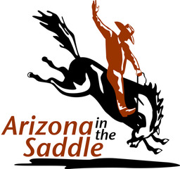 Arizona In The Saddle