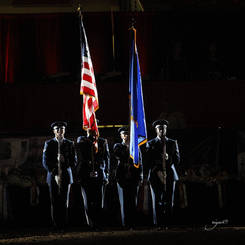 Nellis Air Force Honor Guard