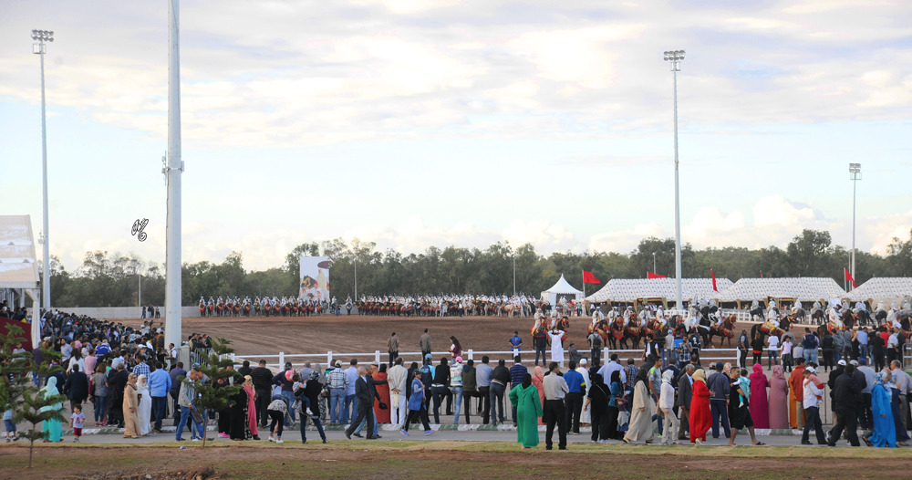 Mohammed VI Parc d'exposition