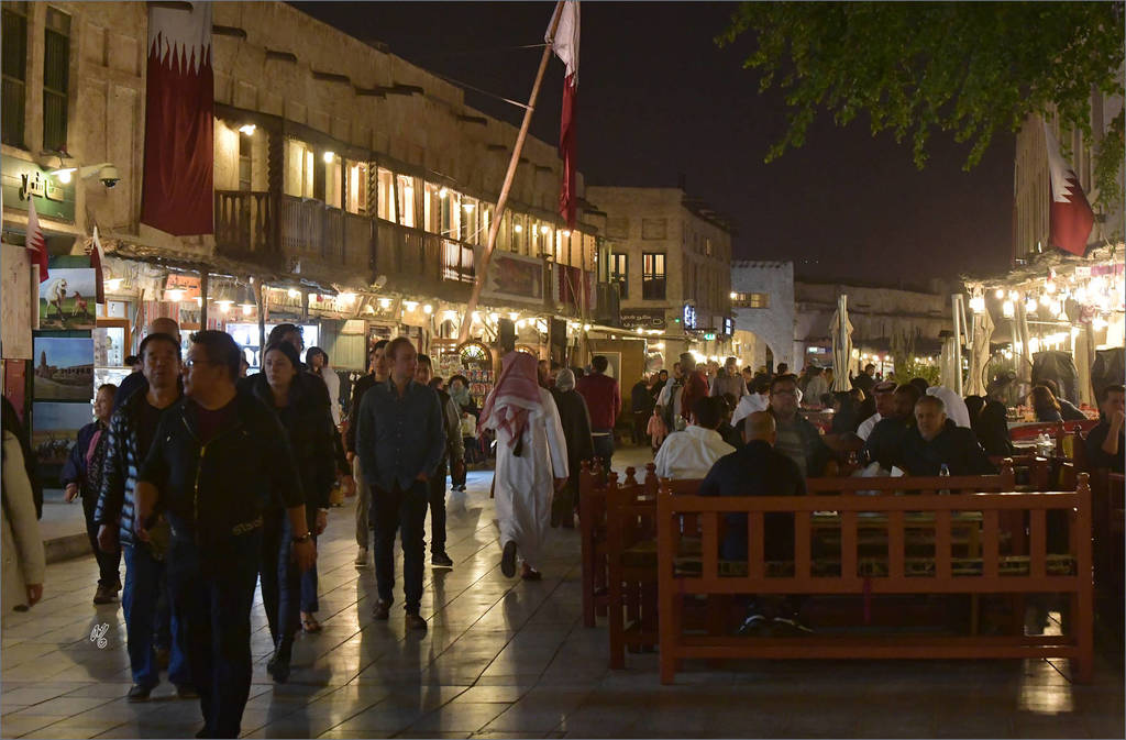 The Souq Waqif