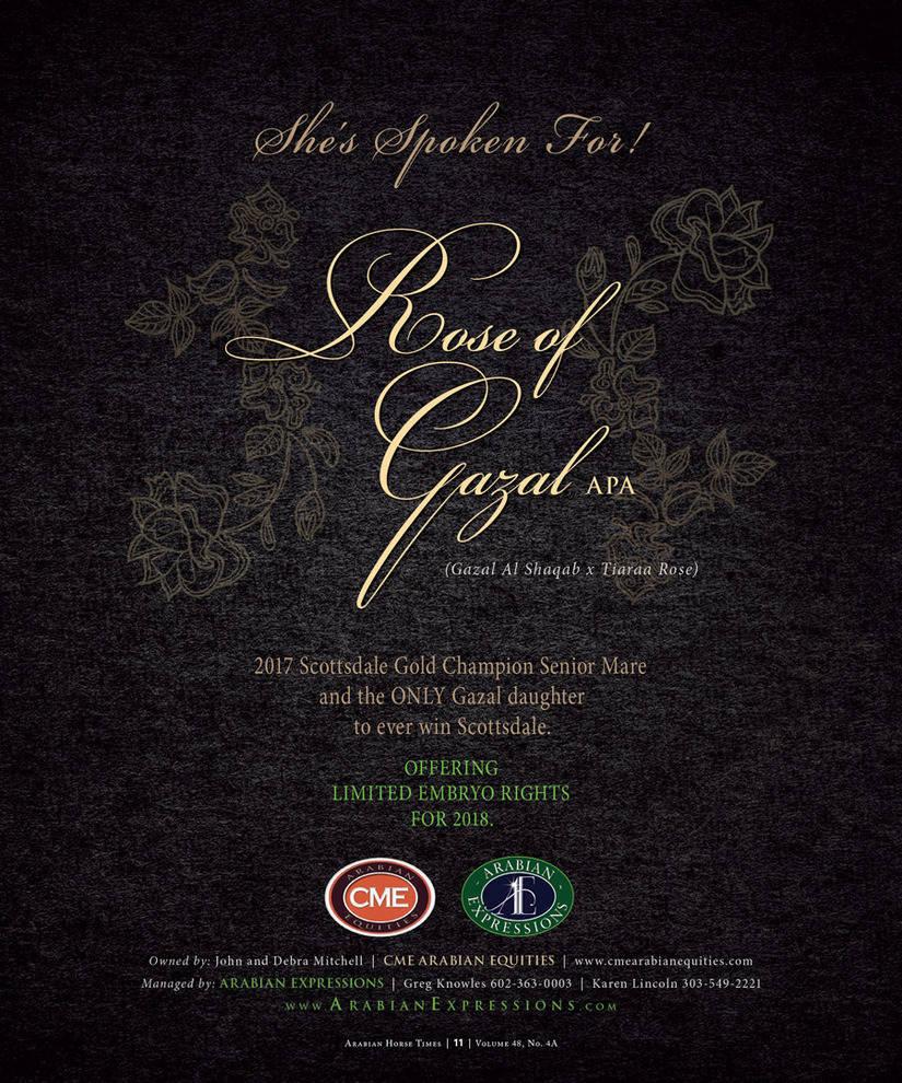 Rose of Gazal APA