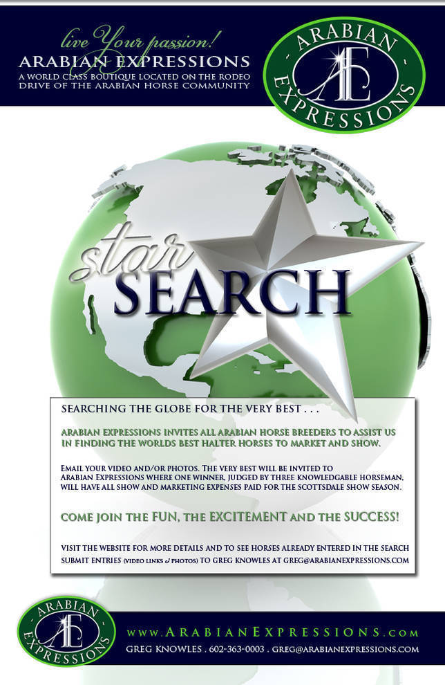 Star Search Winner