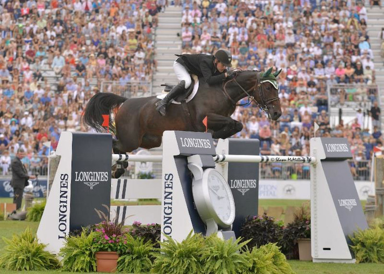 Babington Victorious In The $250,000 Hampton Classic Grand Prix