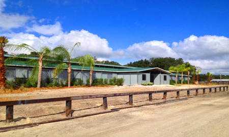 Hits Custom Barns Offer Elite Private Barns In Ocala