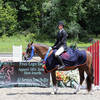 Arielle LoGiudice and Don Chocolate Win First Overall in Children's Hunter Pony Finals at HITS-on-the-Hudson VI