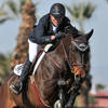 Grand Prix riders battle for the blue in the $25,000 SmartPak Grand Prix during HITS Desert Circuit II