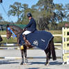 The Ocala Winter Circuit Week III finished with a thrilling battle for the blue in the $50,000 HITS Grand Prix