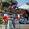 A Full Week of Elite Show Jumping Competition Commenced with the $2,500 Brook Ledge Open in Desert Circuit IV