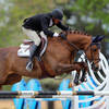 Harold Chopping Goes 1-2 in the $25,000 Brook Ledge Open Jumper Prix