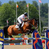 Leslie Burr Howard Brings Home the Blue in the $75,000 Horze Equestrian Grand Prix
