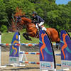 Laura Chapot Earns the Win in the $10,000 Brook Ledge Open Welcome at HITS Saugerties