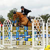 Scott Keach and Olympic Mount Fedor take first $50,000 Grand Prix at HITS Ocala