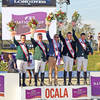 Team Ireland Does it Again! First Place in the FEI Nations Cup™ Jumping Ocala