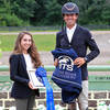 Roberto Teran Rides EASTER to Victory in the $5,000 Devoucoux Hunter Prix at HITS-on-the-Hudson IV