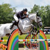 Kevin Babington & DOUBLE O SEVEN 7 Win $25,000 Smart Pak Grand Prix