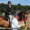 Tracy Fenney Takes First and Fifth in $50,000 USHJA International Hunter Derby