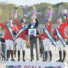USET.org  |  US Show Jumping Team Named Longines FEI Jumping Nations Cup™ USA  |  Feb. 5, 2018